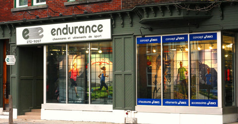 Boutique Endurance facade