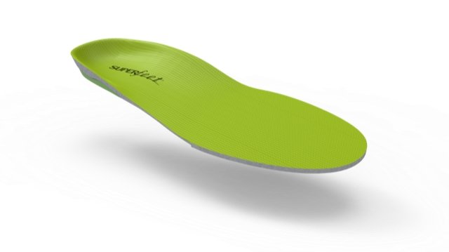 Superfeet GREEN Orthopedic Insoles