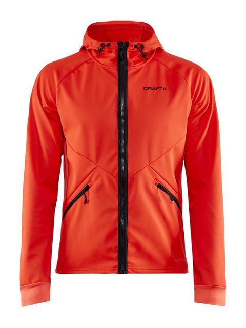 Craft Glide Hood Jacket (H) (2 couleurs disponibles)