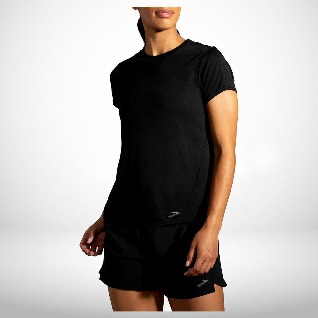 Brooks Distance Short Sleeve (F) (2 colors available)