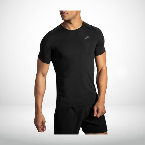 Brooks Atmosphere Short Sleeve (H)