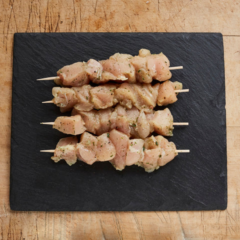 Sutton Hoo Chicken Kebab