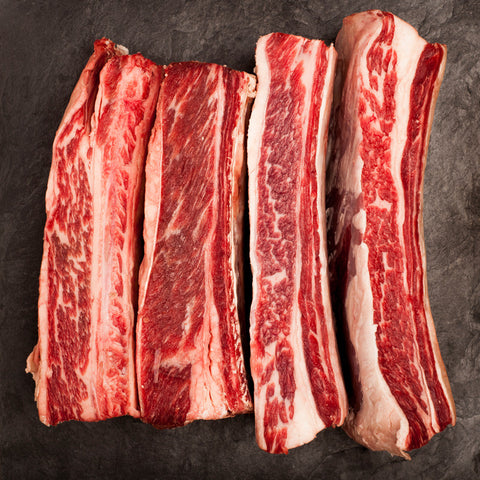 Beef short ribs ~ Slab
