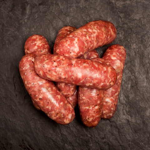 The Aldeburgh Herb sausage