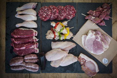 Holiday Cottage Meat Box