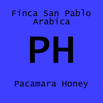 Pacamara Honey 128g