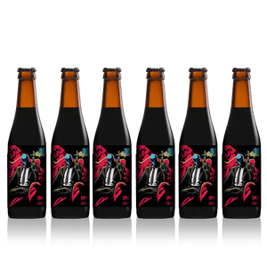 """THE DARKNESS BEER"" IMPERIAL COFFEE STOUT (6 Pack 六支裝)"