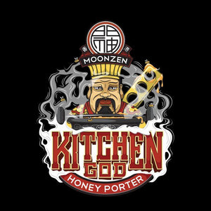 Kitchen God Honey Porter 灶君蜂蜜黑啤 (6 Pack 六支裝)