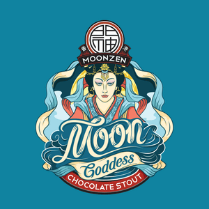 Moon Goddess Chocolate Stout 嫦娥朱古力黑啤 (6 Pack 六支裝)