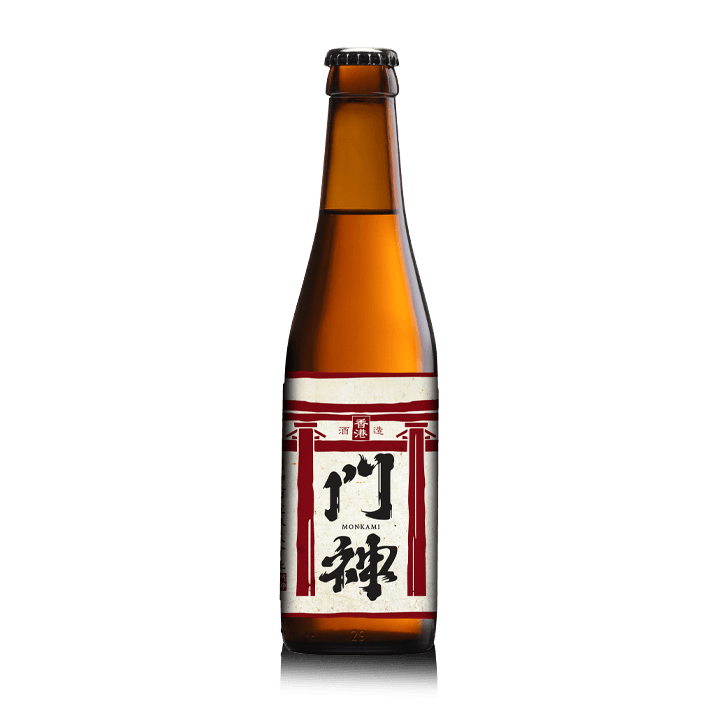 Monkami Rice Lager 米釀啤酒