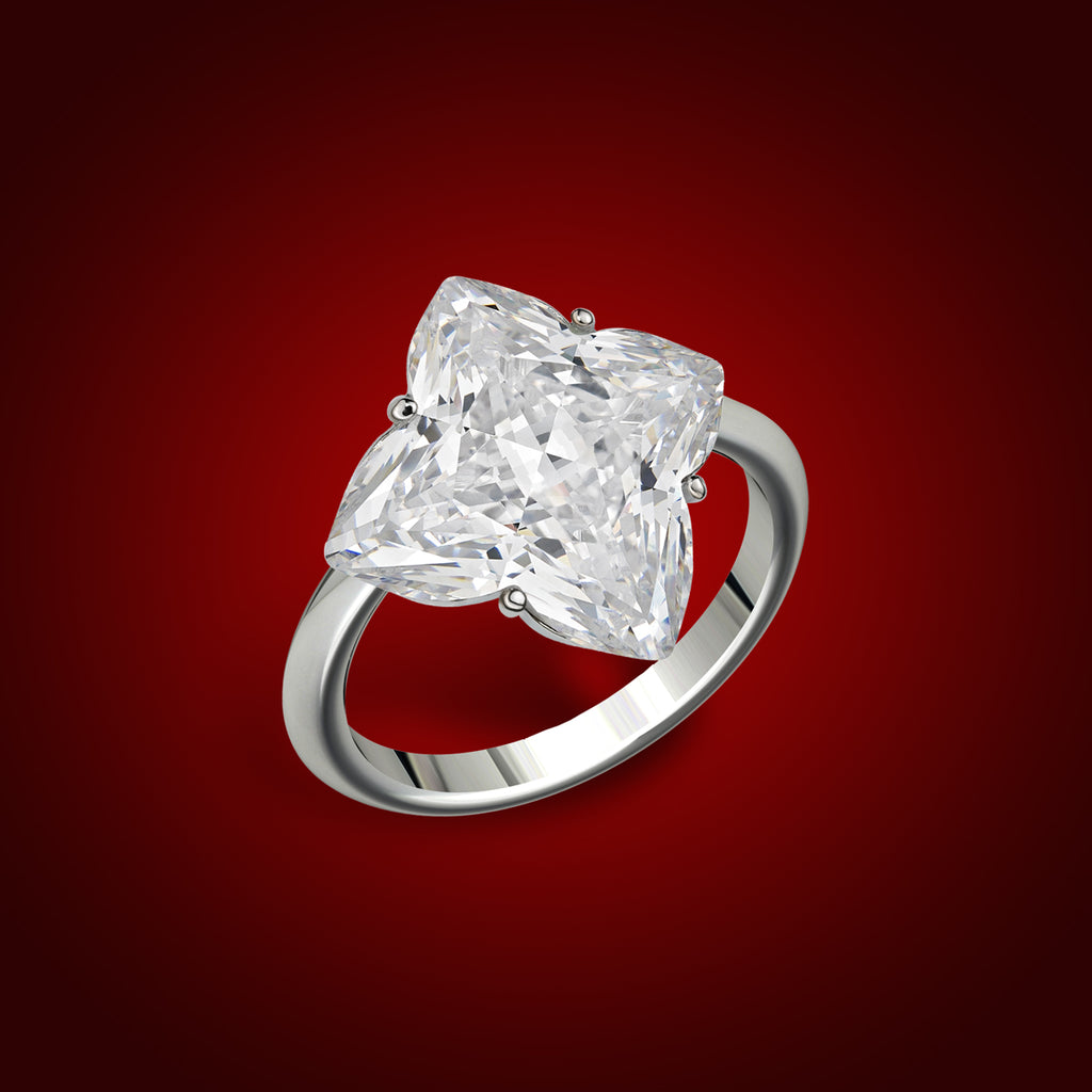 """Starlight"" Crystal Ring 2242908"