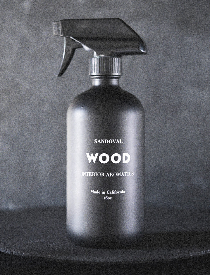WOOD // Interior Aromatic