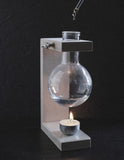 Compact Oil Burner // Wood