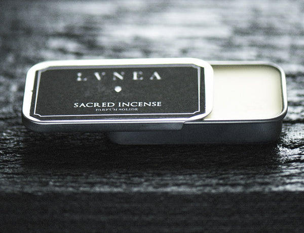 Sacred Incense Solid Perfume