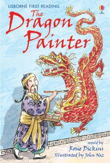 First Reading Level 4 The Dragon Painter