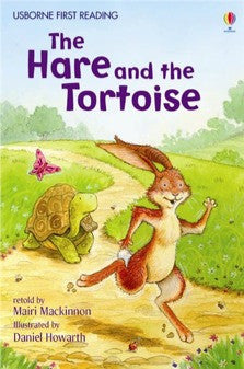 First Reading Level 4 The Hare and the Tortoise