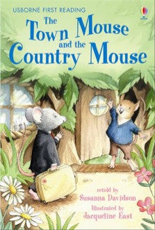 First Reading Level 4 The Town Mouse and the Country Mouse