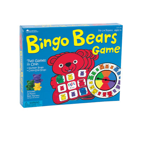 Bingo Bears Game