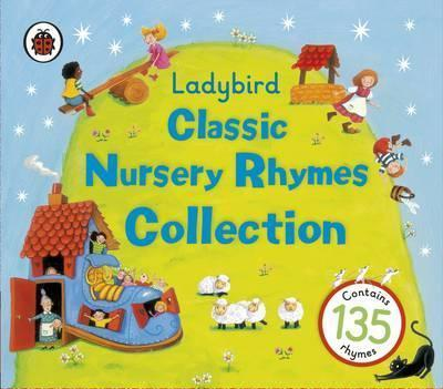 Ladybird Classic Nursery Rhymes Collection