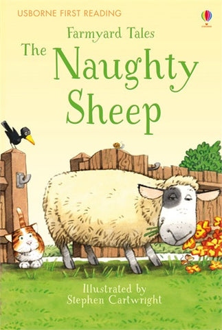 First Reading Level 2 Farmyard Tales: The Naughty Sheep
