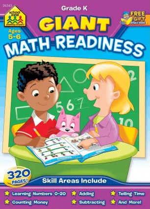 Giant Maths Readiness