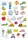 Giant Preschool Stickers & More