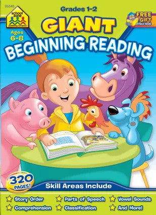 Giant Beginning Reading