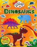 Little Hands Creative Sticker Play. Dinosaurs.