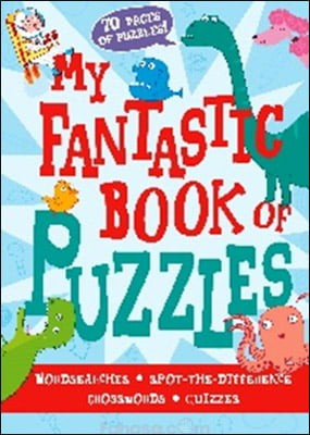 My Fantastic Book of Puzzles