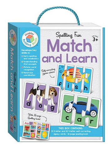 Spelling Fun Match and Learn