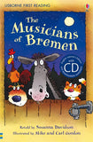 First Reading Level 3 The Musicians of Bremen (with Audio CD)