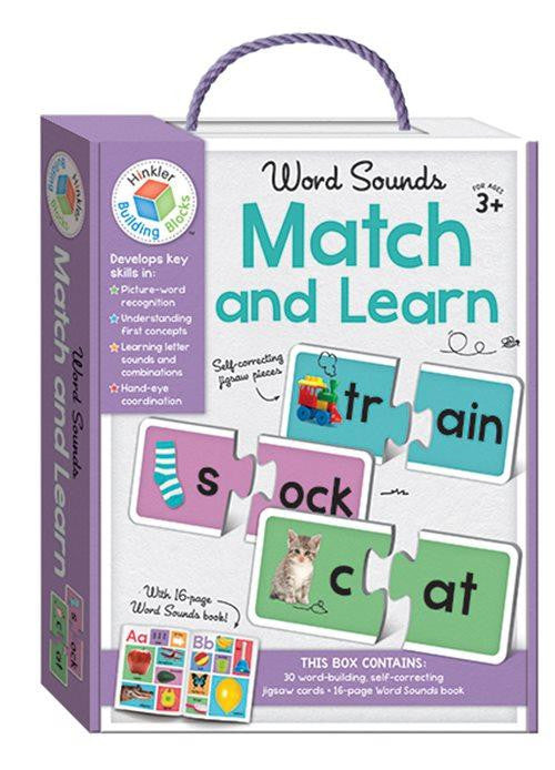Word Sounds Match and Learn