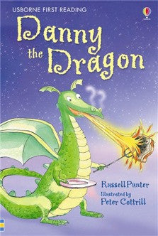 First Reading Level 3 Danny The Dragon
