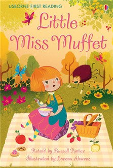 First Reading Level 2 LIttle Miss Muffet