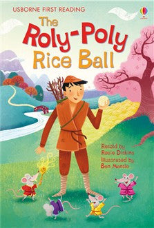 First Reading Level 2 The Roly-Poly Rice Ball