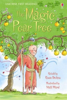 First Reading Level 3 The Magic Pear Tree