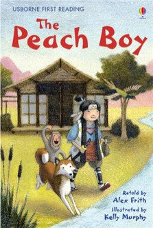 First Reading Level 3 The Peach Boy