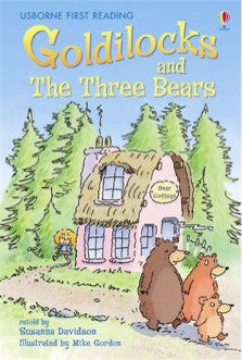 First Reading Level 4 Goldilocks and The Three Bears