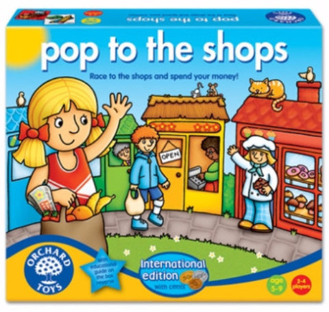 Pop to the Shops (International edition)