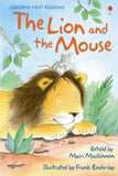 First Reading Level 1 The Lion and the Mouse