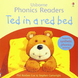 Phonics Readers: Ted in a Red Bed