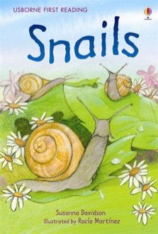 First Reading Level 2 Snails