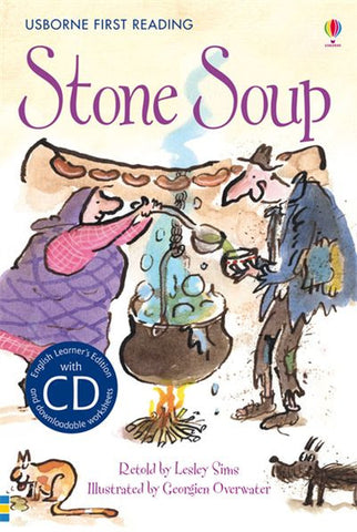 First Reading Level 2 - Stone Soup (with CD)