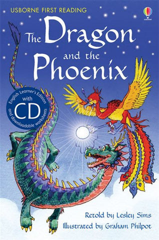 First Reading Level 2 The Dragon and the Phoenix (with Audio CD)