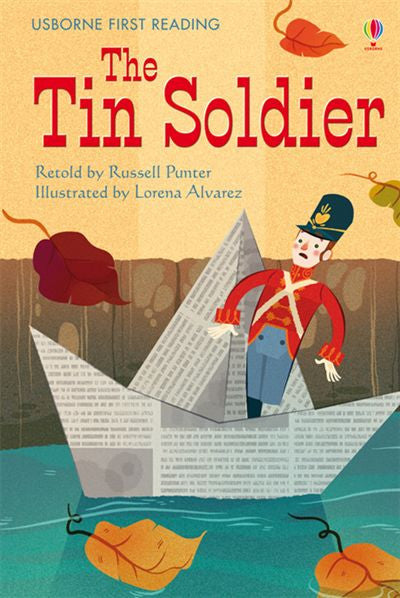 First Reading Level 4 The Tin Soldier