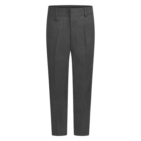 Grey Standard Fit Trouser (Regular fit)
