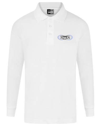 Iqra Long Sleeve Polo Shirt