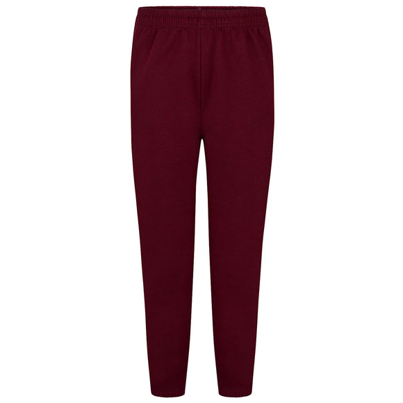 Maroon Jogging bottoms