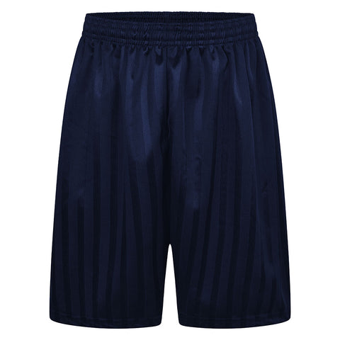 Navy Blue PE Shorts