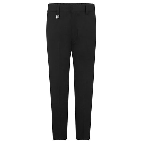 Black Slim Fit Trouser